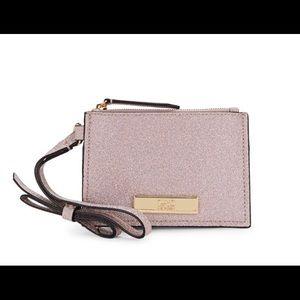 Handbags - NEW ZAC POSEN Earthette Credit Card Wristlet $95